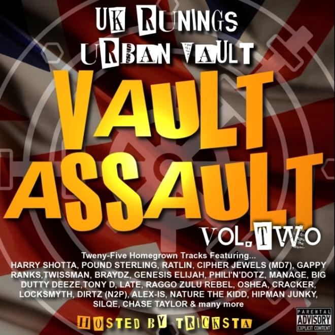 VAULT ASSAULT 2