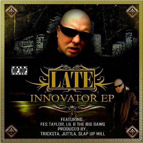 LATE - Innovator EP