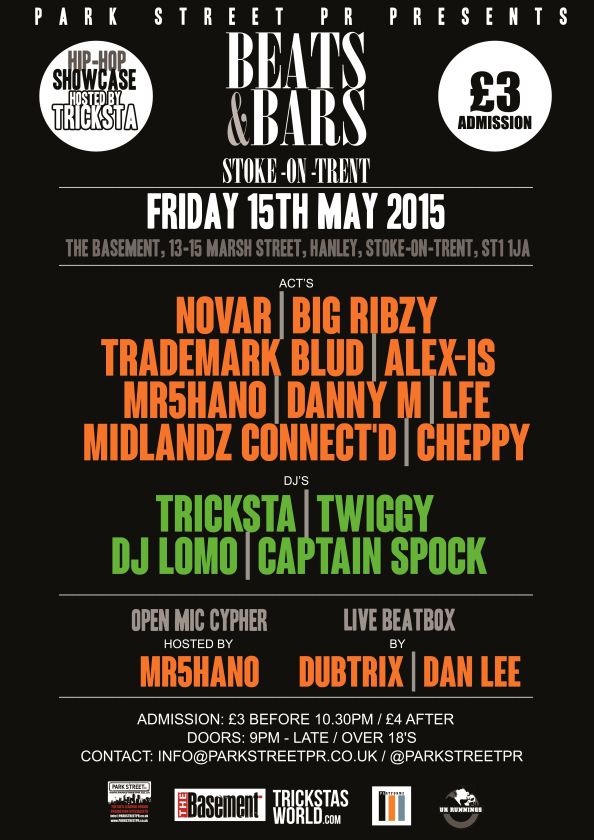 beats-and-bars-stoke-a3-poster