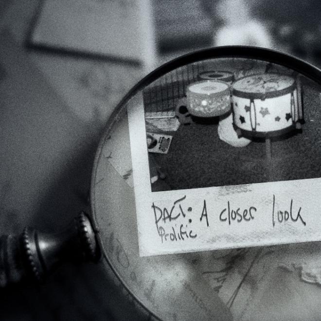 PACT PROLIFIC - A CLOSER LOOK (Album Cover) 700